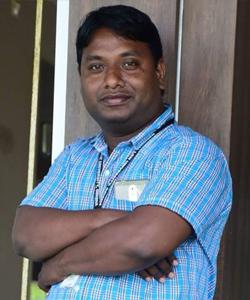 Mr. Binod Kumar Sahoo