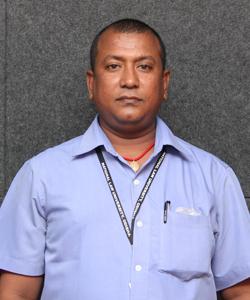 Mr. Manoj Kumar Sahoo