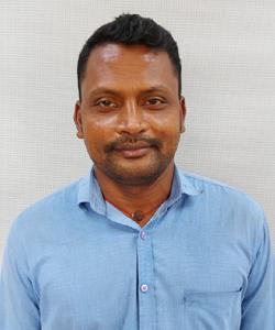 Mr. Raj Kishore Samal