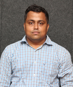 Mr. Siddharth Das